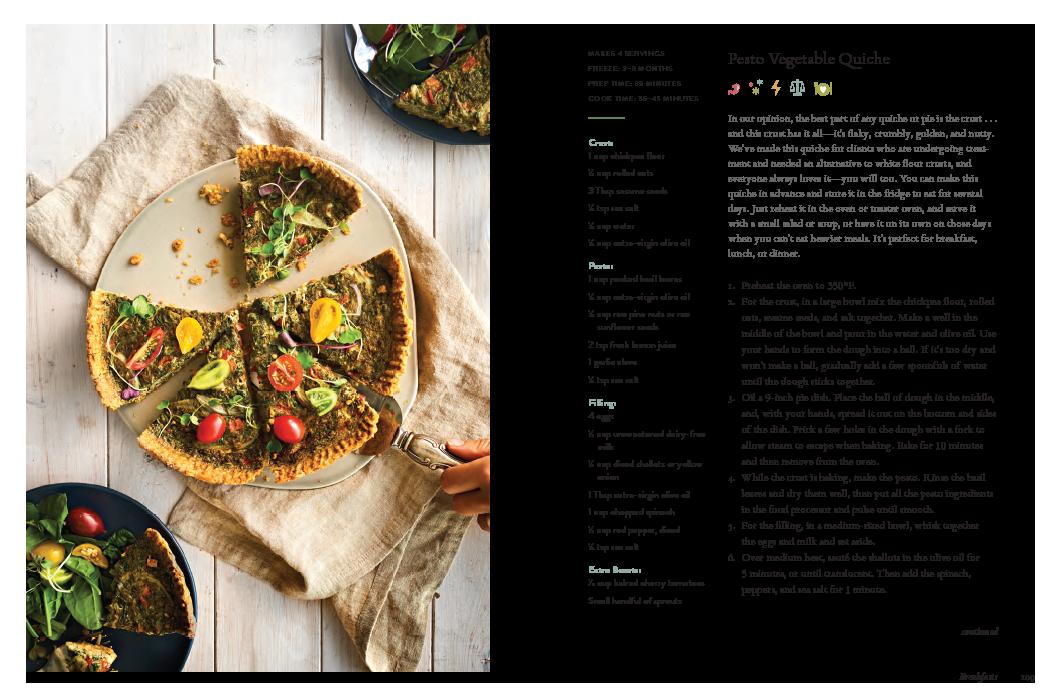 The Cookbook - Living Kitchen Wellness