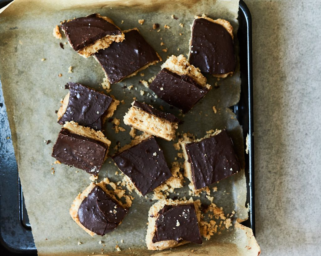 Living Kitchen Cookie Bars